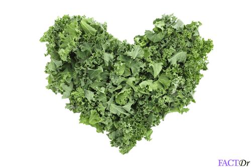 kale heart healthy
