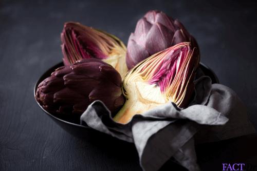 Polyphenols artichoke