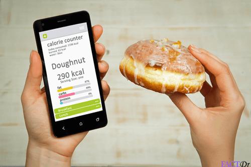 calorie counter unhealthy