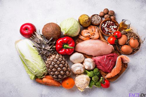 paleo foods list