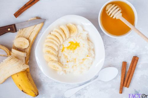 BRAT diet banana