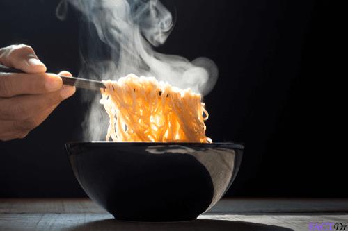 Set of 2 Choose Your Flavor Ramen Bowls Hibiscus