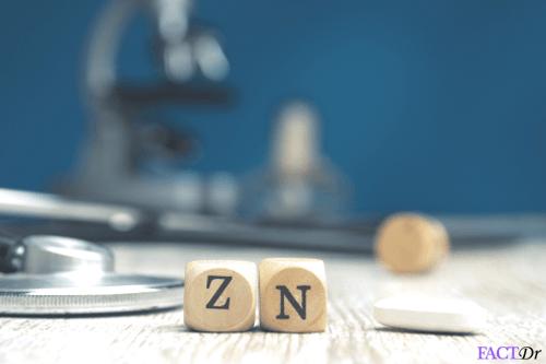 serum zinc test