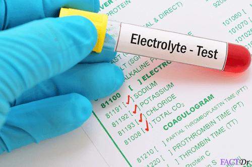chloride test